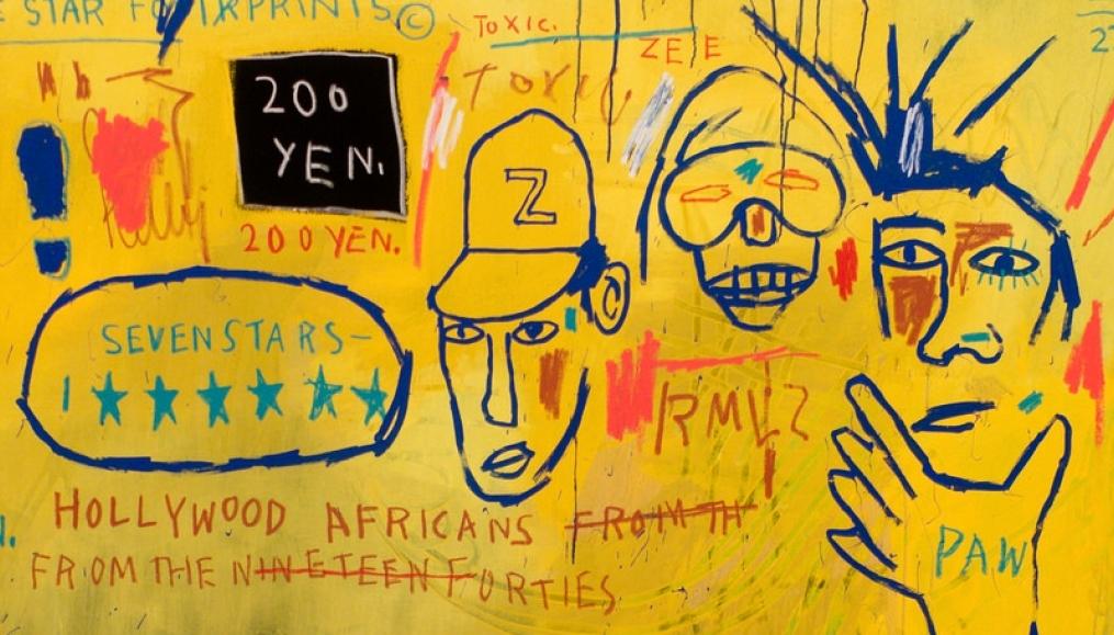 "Film: ""Jean-Michel Basquiat ou la rage créative"""