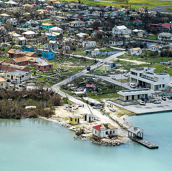 "Barbuda Seeking to Define ""Normal"" after Devastating Hurricane"