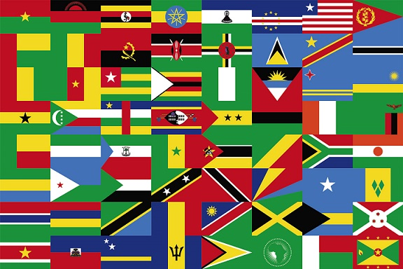 Carribean-flag-montage