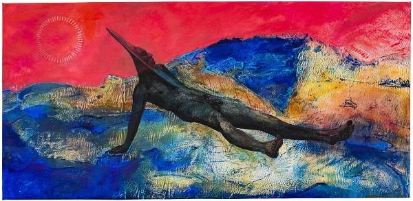 xlarge_Gavin__Cy__Aubade_II__Spittal_Pond___2016__Acrylic__oil__and_chalk_on_canvas__55_x_118_inches