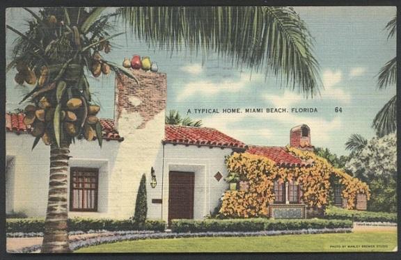 Miami_Beach_postcard-Pinterest