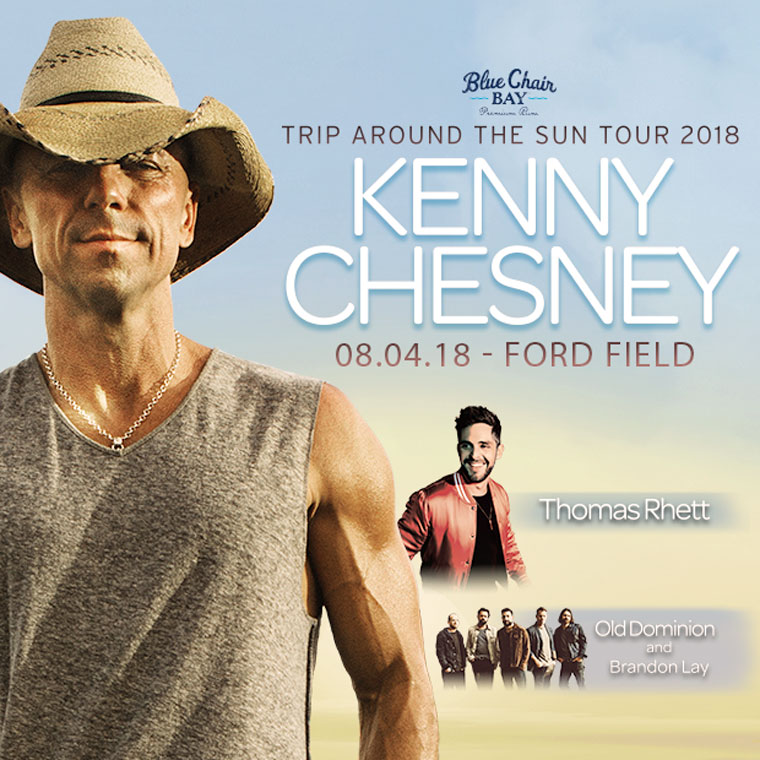 A hurricane sends Kenny Chesney on a new musical mission – Repeating ...