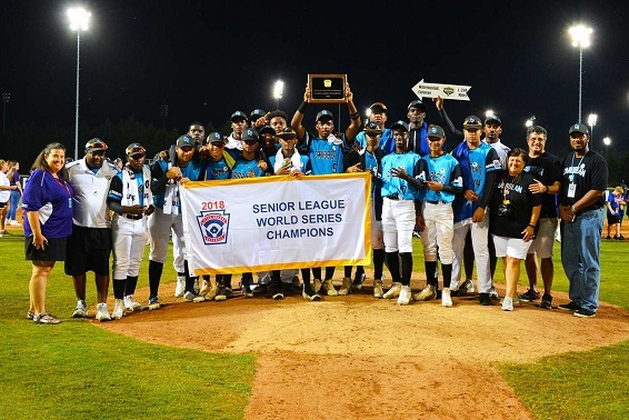Curacao 2018 Senior League Baseball World Champions