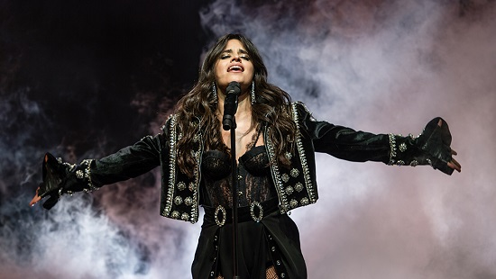 Camila Cabello in concert at O2 Academy Brixton in London, UK - 12 Jun 2018