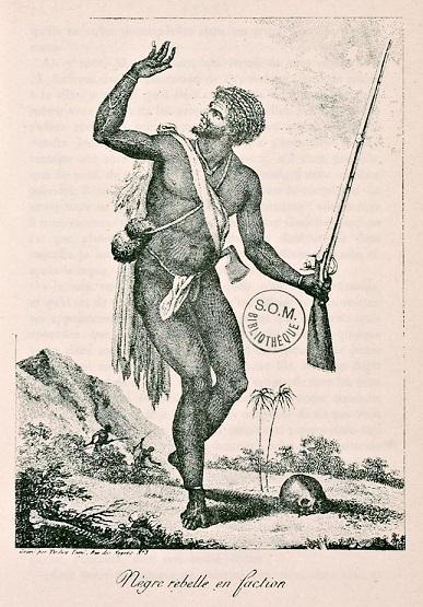 Un esclave rebelle dans John Gabriel Stedman