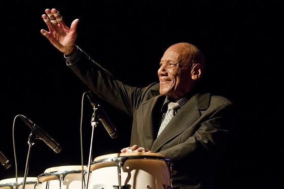 Candido Camero At Symphony Space