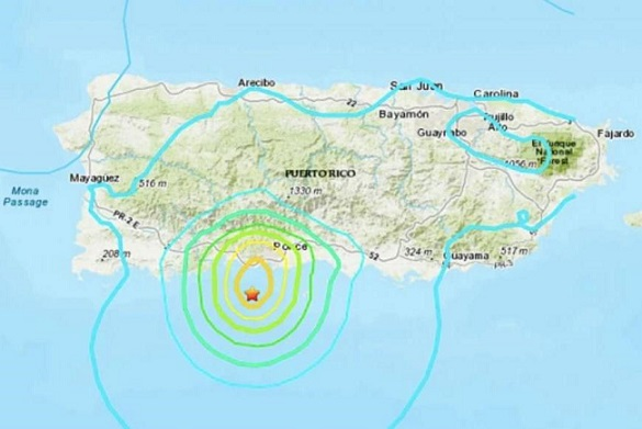 Damage-reported-in-Puerto-Rico-following-54-magnitude-earthquake